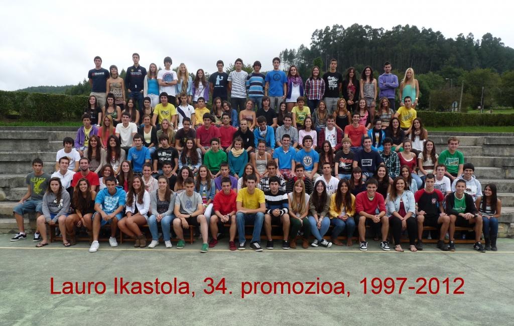 34 promozioa