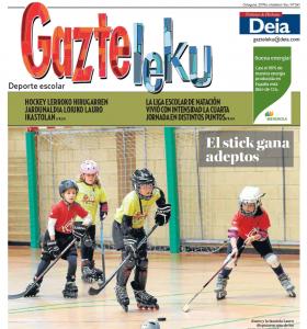 DEIA Hockey topaketa otsailak 12