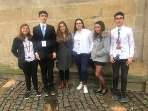 European Youth Parliament Lauro Ikastola 2019-02-10, 2