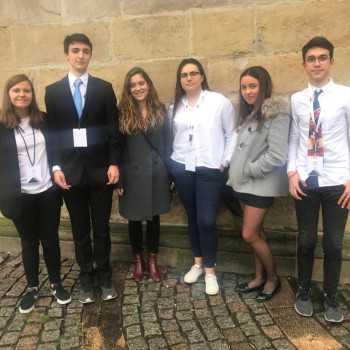 European Youth Parliament Lauro Ikastola 2019-02-10, 2