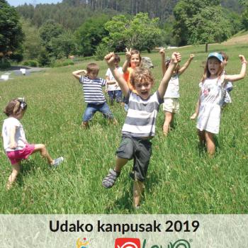 Udako kanpusak_2019